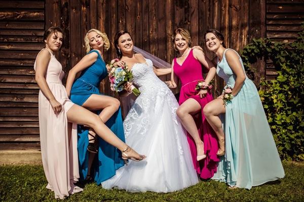 Reportaże ślubne